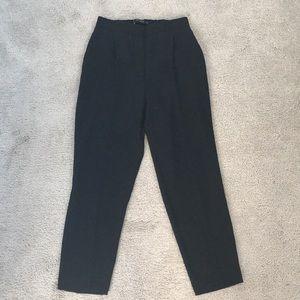Zara elastic trousers